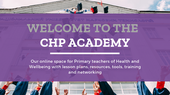 Blog Join the CHP Academy image