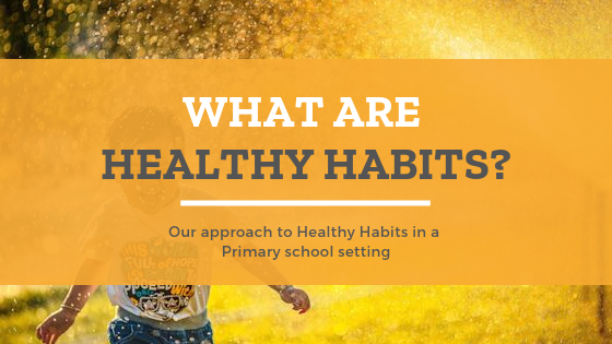 What are Healthy Habits