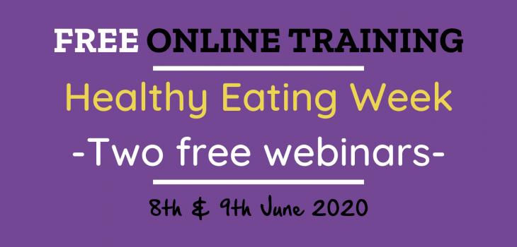 Healthy Eating week free